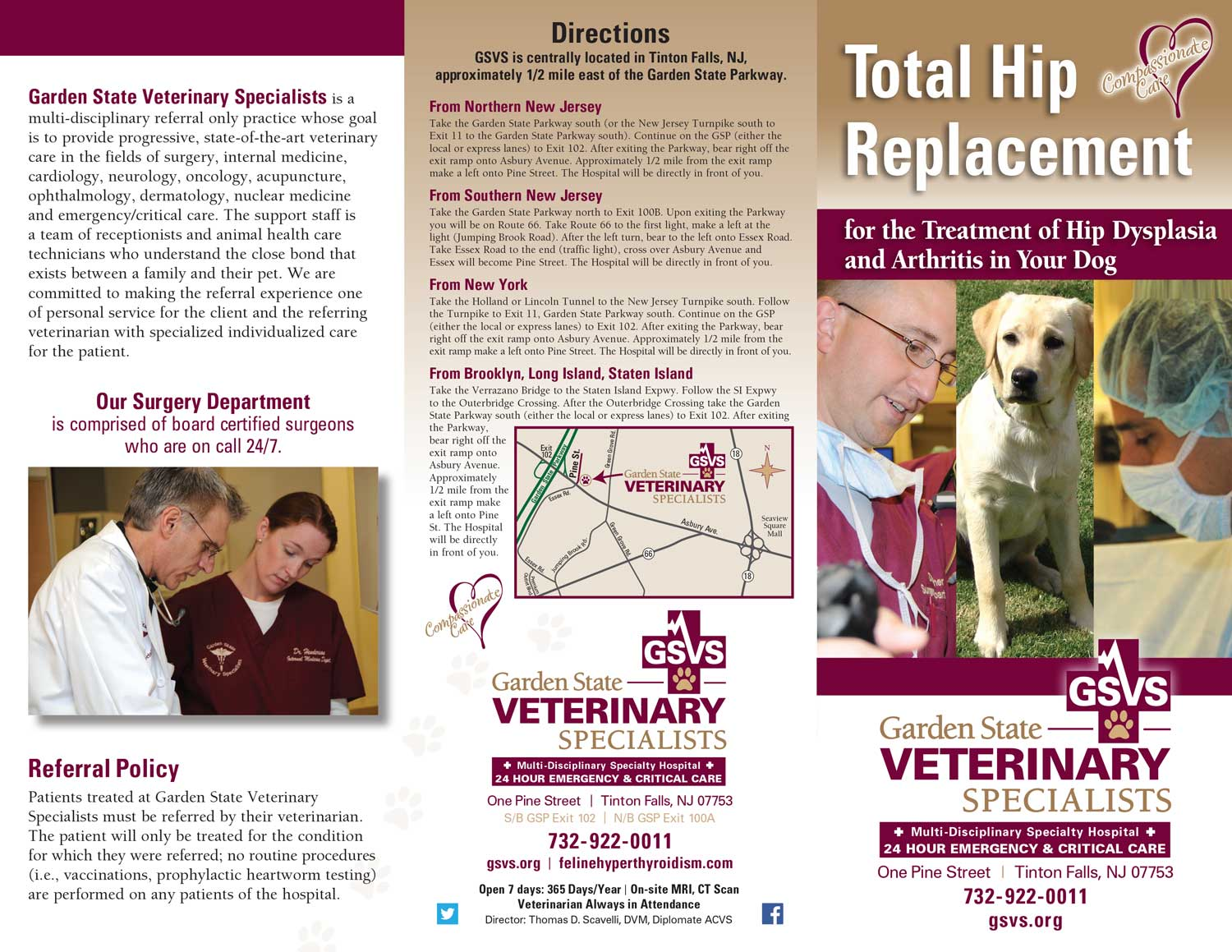 Total Hip Replacement Brochure_Outside